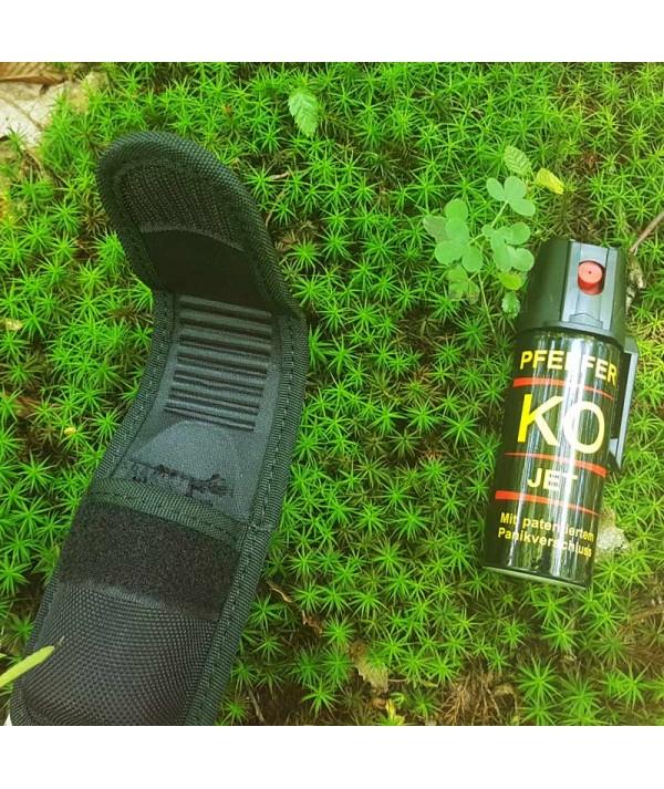 Spray cu Piper KO-JET 40ml + Teacă
