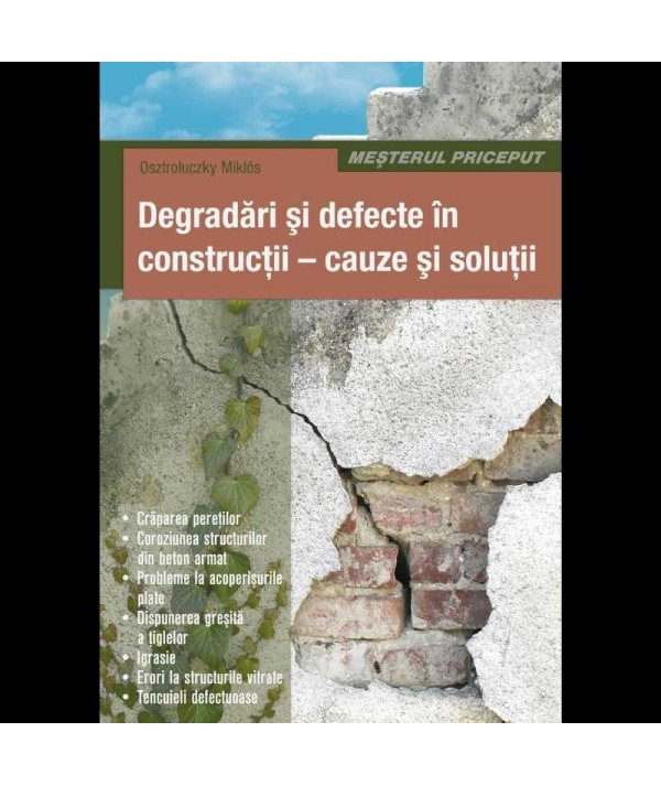 degradari - si - defecte - in - constructii - cauze - si - solutii - coperta